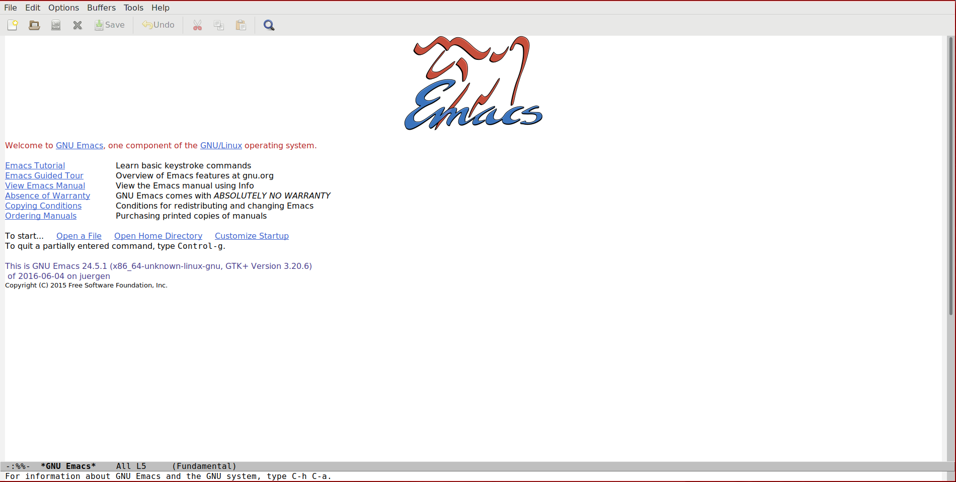 Emacs without any configuration